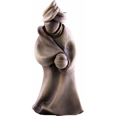 Epiphany - wooden sculpture - Kacper-Sacred sculpture-RzezbawDrewnie.pl-Viktor-Art