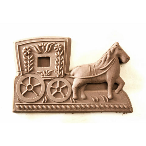 Gingerbread Mold - Cookie Mold (Carriage)-Cookie Molds-RzezbawDrewnie.pl-Viktor-Art