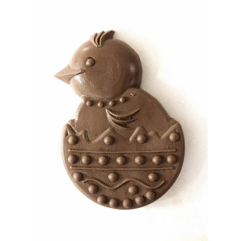 Gingerbread Mold - Cookie Mold (Easter Chick) - Cookie Molds-RzezbawDrewnie.pl-Viktor-Art