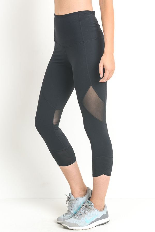 Mauvelous Pocket Leggings