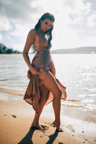 Kaiulani Maxi Dress