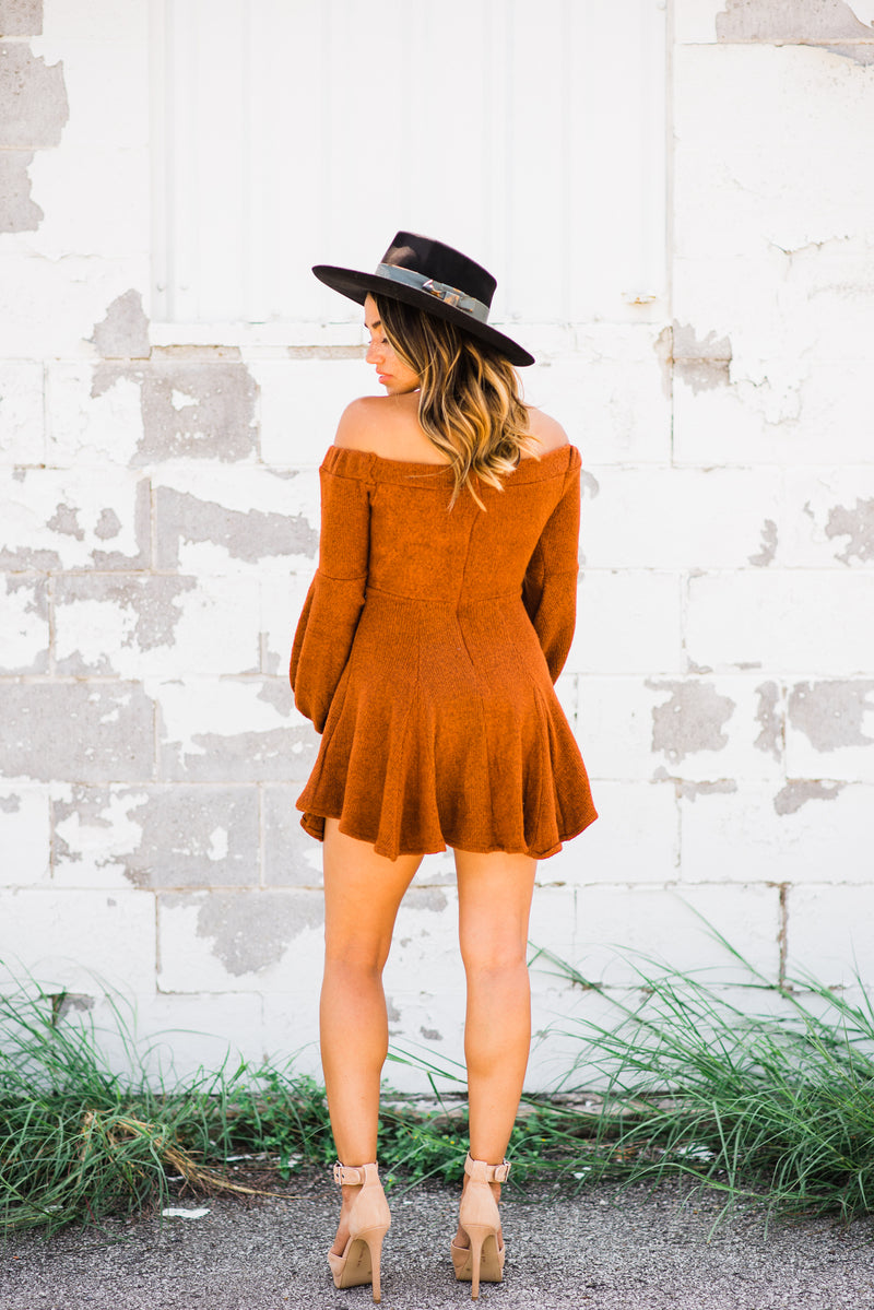 Rusty Doll Dress