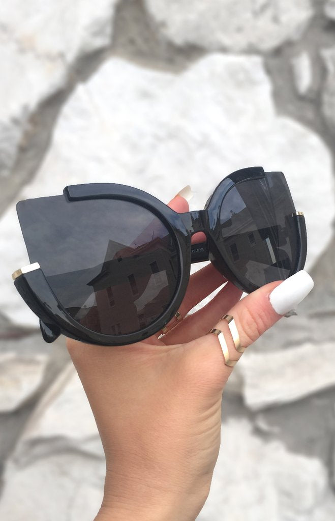 Chloe Sunglasses Black