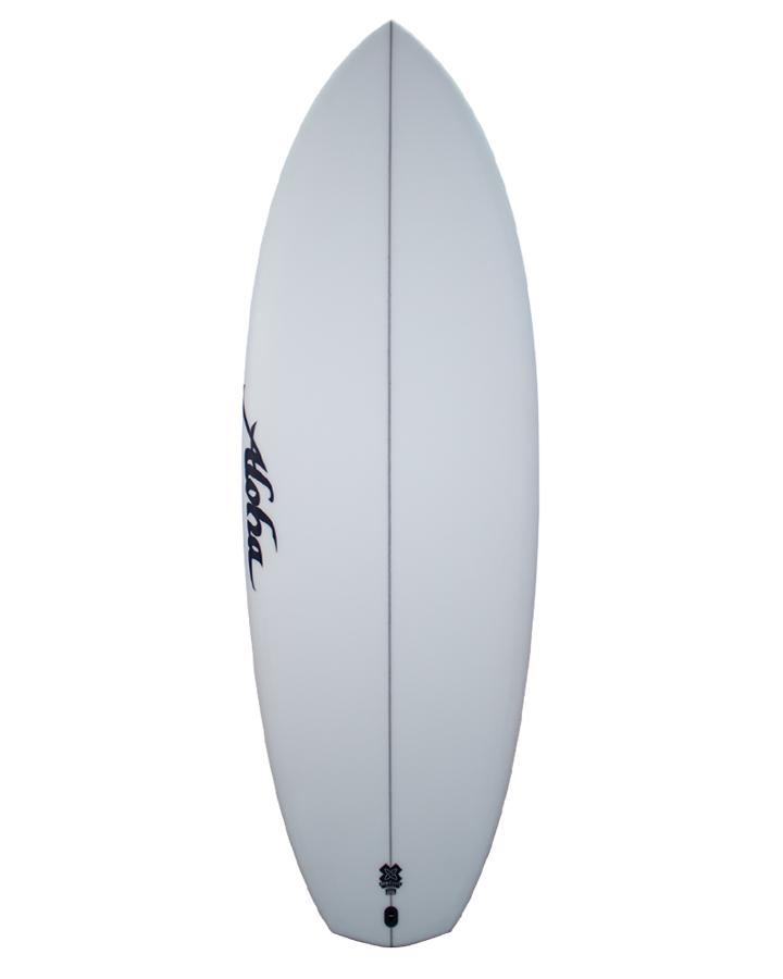 Aloha Black Bean Futures Epoxy Surfboard