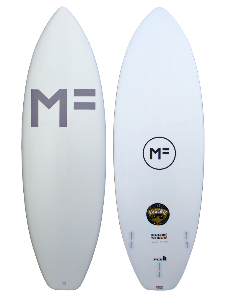 MF Softboards Eugene White FCSII