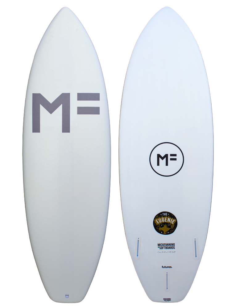 MF Softboards Eugene White Futures
