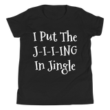 Jingle Youth Short Sleeve T-Shirt