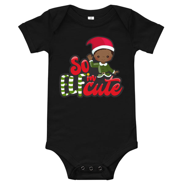 Elfin Cute Boy Onesie