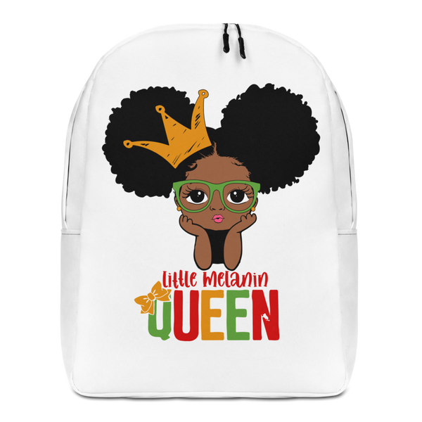 Melanin Queen 3 Backpack