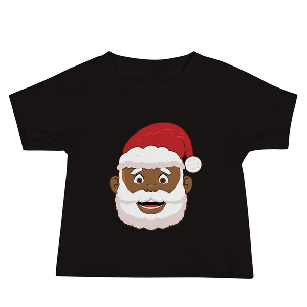 Santa Youth Jersey Short Sleeve Tee