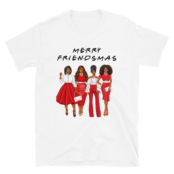 Friendsmas Red T-Shirt