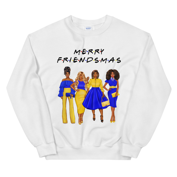Friendsmas BG Sweatshirt