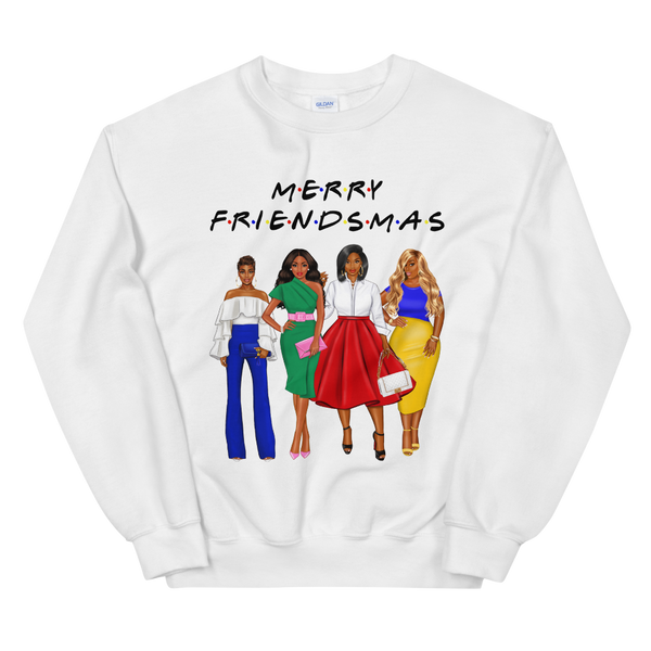 Friendsmas  Sweatshirt