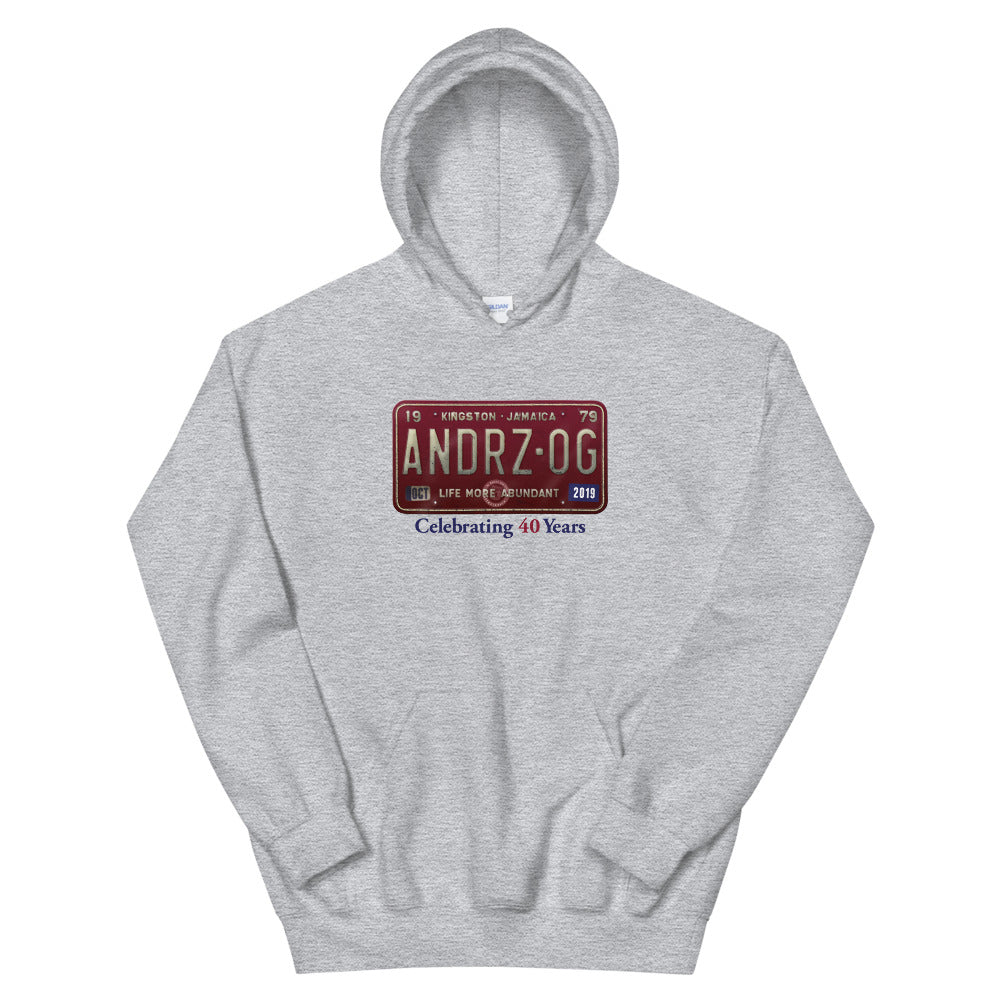 Andrz OG 2019 Reunion Unisex Pullover Hoodie