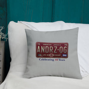 Andrz OG 2019 Reunion Premium Pillow