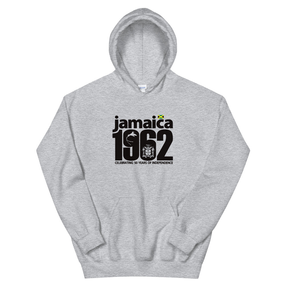 Jamaica 1962 - 50th Year Independence Celebration Unisex Hoodie