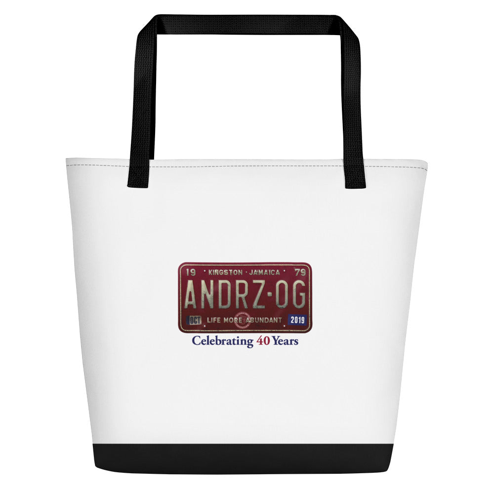 Andrz OG 2019 Reunion - Beach Bag