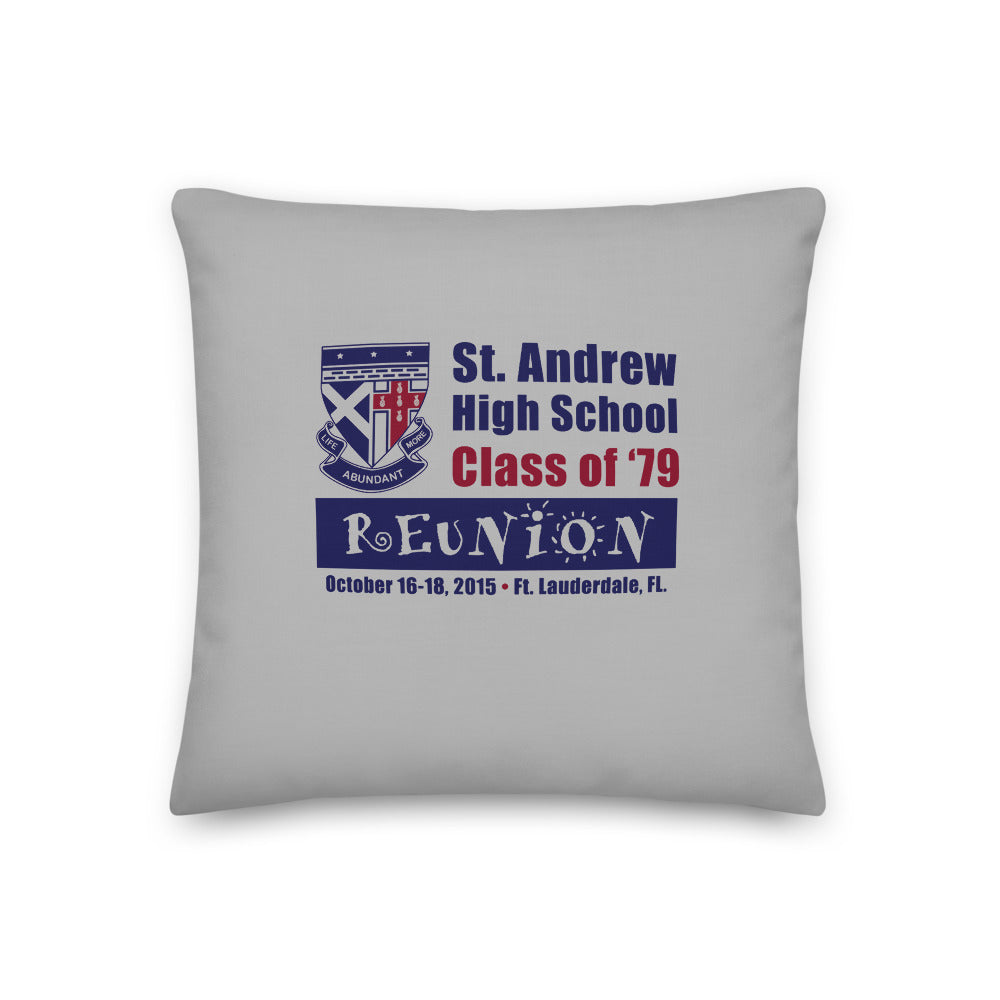 Andrz OG 2015 Reunion Premium Pillow