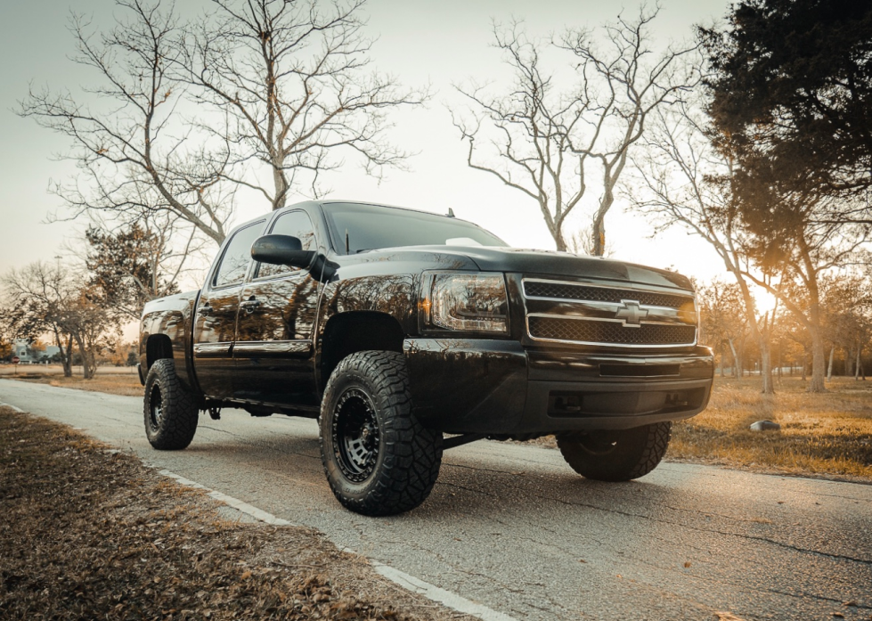 Custom Chevy Silverado 1500 - Michael's Build
