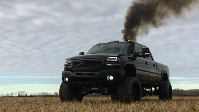 Custom Chevy Silverado 2500HD - Peter's Build