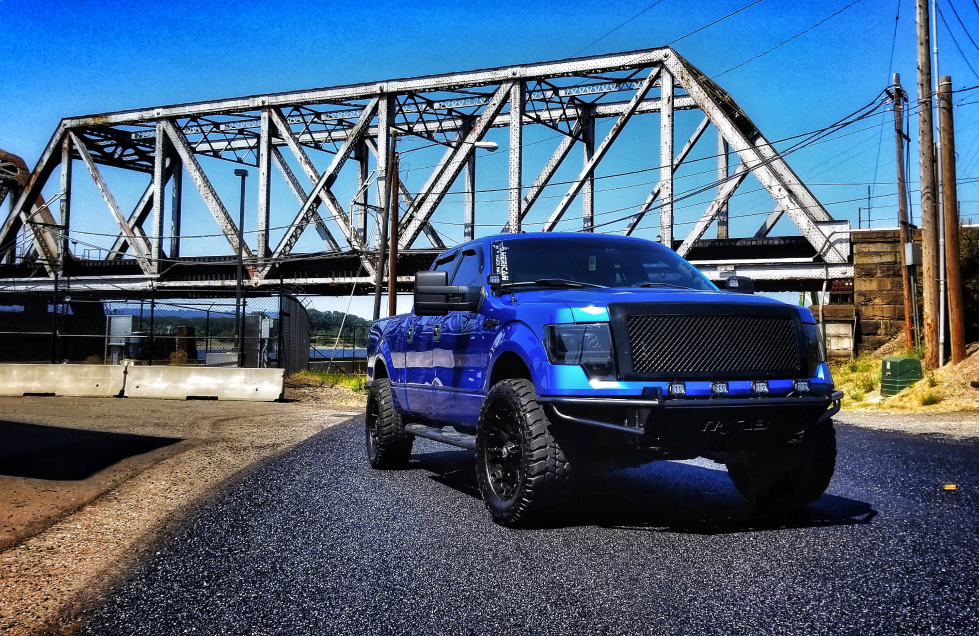 Custom Ford F-150 - Shane's Build