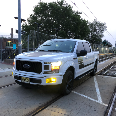 Tim's 2019 Ford F-150 XLT Special Edition FX4 5.0 - 1