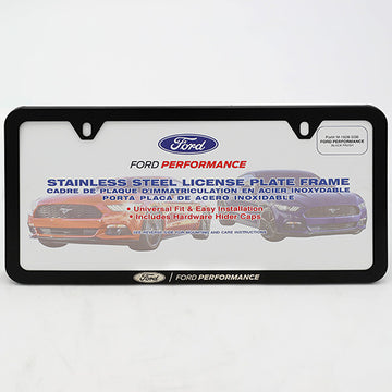 Ford Performance License Plate Frame