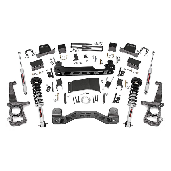 Rough Country 6-Inch Lift Kit - TruckHub
