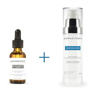DUO ALPHA BRIGHT SERUM + SURFACE [CR]