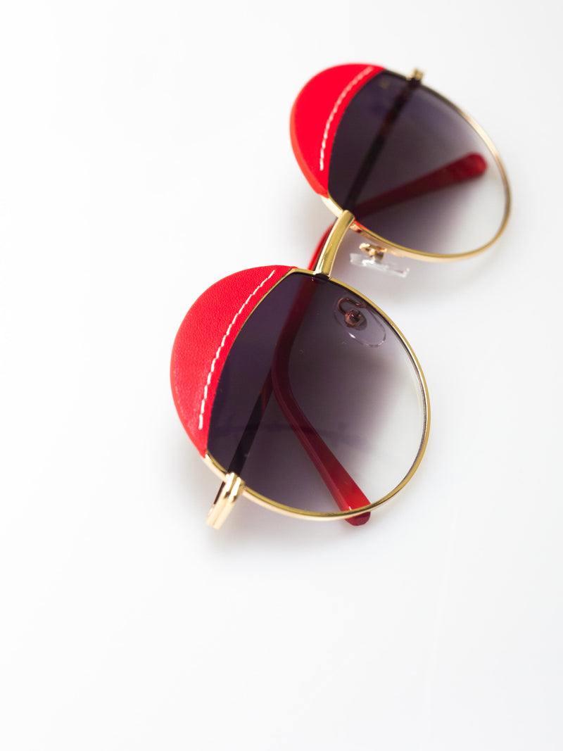 QUERENCIA · RUBY RED GOLD