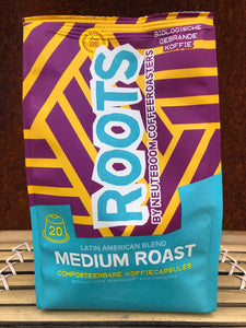 Roots - Medium roast kapsler 20 stk