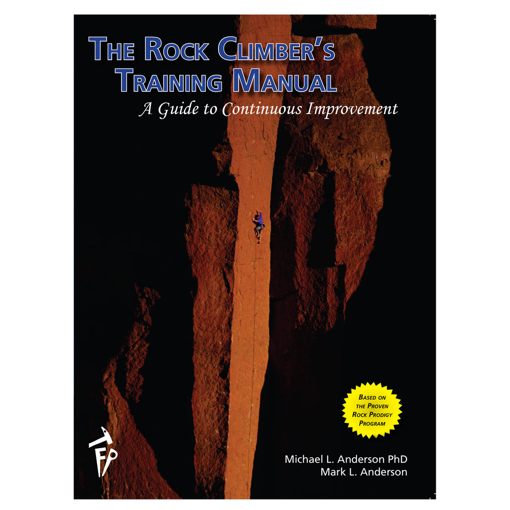 Rock Climber's Training Manual
