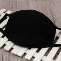 5PCS Mask Breathable Reusable Cotton Washable Anti Dust Mouth Mask