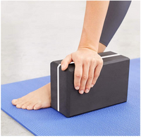 2pcs Yoga Blocks, 9X 6X 3 inches FAST SHIPPING