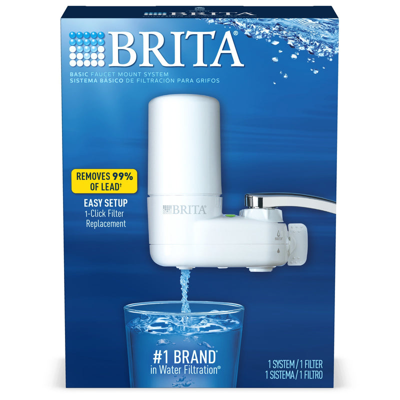 35214-Brita Base Faucet Mount Water Filt