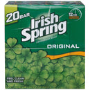 20-pack Irish Spring Deodorant Soap, 3.75 Oz.