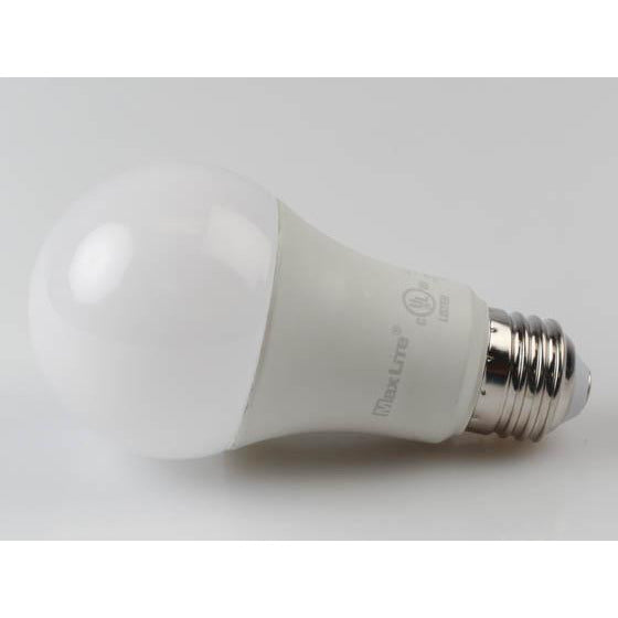MaxLite E15A19DLED27/G6, Single, 15 Watt, White Dimmable, A19 Medium (E26), LED Bulb
