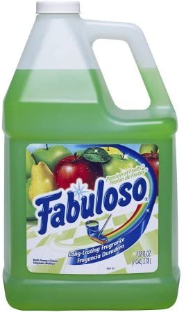 Fabuloso 2661623 Fabuloso Liquid Cleaner Passion Fruit 169 oz. (MX04966A)