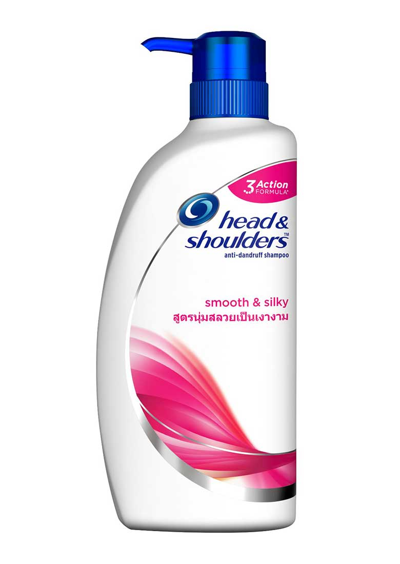 Head&Shoulder Shampoo 720Ml-Smooth & Slk