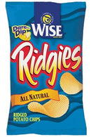 Wise Ridgies Original Ridged Potato Chips