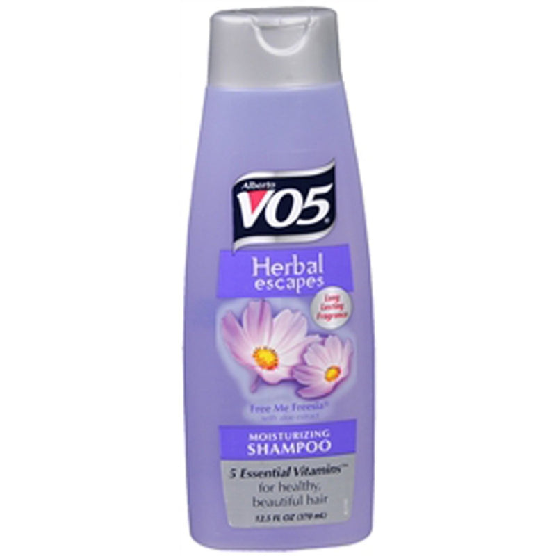 VO5 Alberto Herbal Escapes Moisturizing Shampoo, 12.5 Ounce