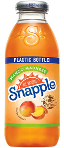 Snapple All Natural Mango Madness, 16 Fl. Oz.