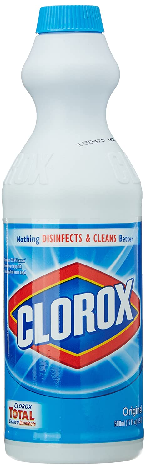 Clorox Liquid Bleach - 500 ml (Regular)