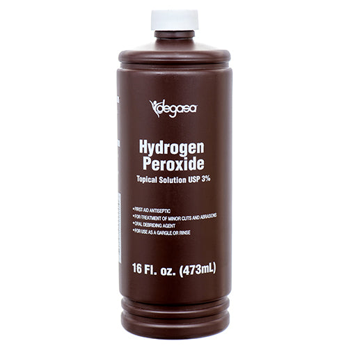 New 365687 Hydrogen Peroxide 16 Oz