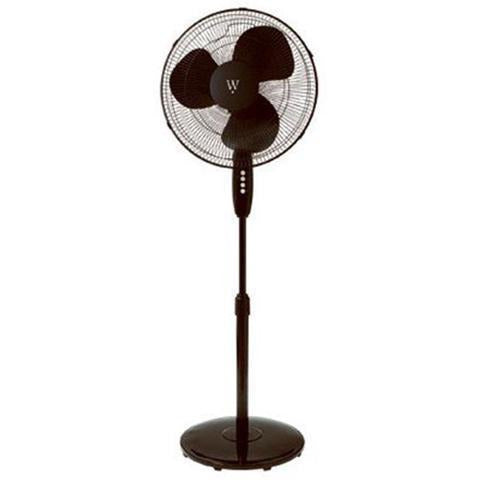Roots Organics 234582 HP 18 in. RC, Stand Fan