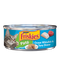 Friskies Pate Ocean Whitefish & Tuna Wet Cat Food
