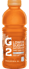 Gatorade G2 Sports Drink, Orange, Low Calorie, 32-Ounce Bottles