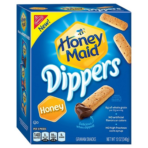 Honey Maid Dippers Graham Crackers - 12oz