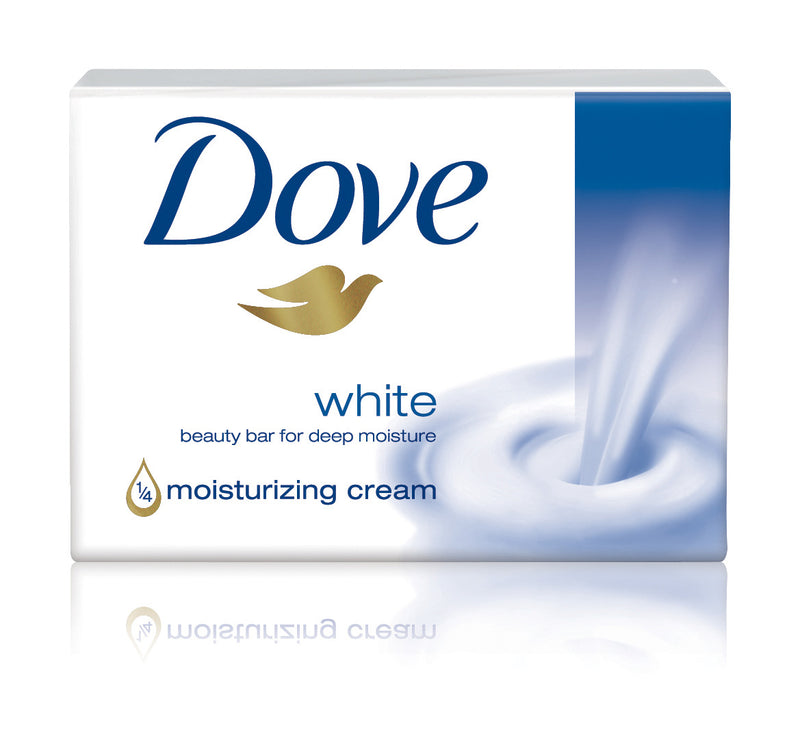 DOVE SOAP WHITE BAR - 4.75oz.