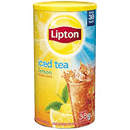 Lipton Black Iced Tea Mix, Lemon